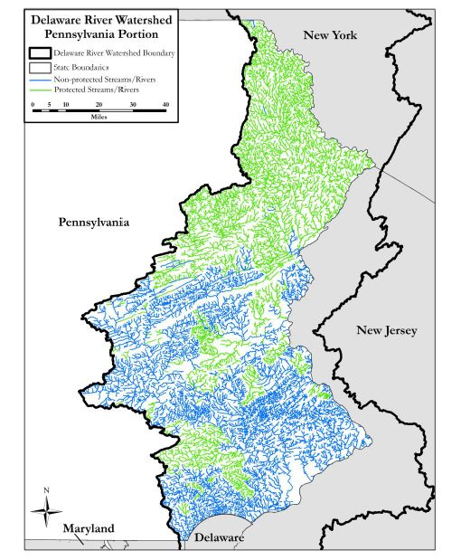 William Penn Foundation's Delaware Watershed Protection